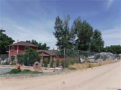 Fort Lupton Single Family Home Active: 7665 Patrick Street