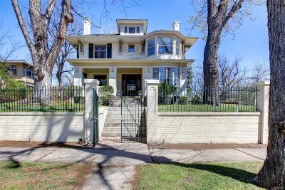 Single Family Home Under Contract: 700 North Lafayette Street