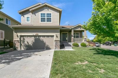 Castle Rock Single Family Home Active: 3049 Willowrun Drive