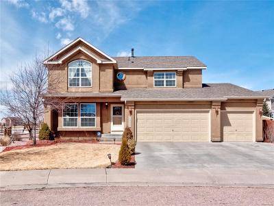 Single Family Home Active: 12222 Grand Teton Drive