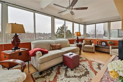 Cherry Creek Condo/Townhouse Under Contract: 3131 East Alameda Avenue #405
