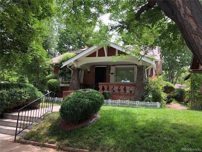 Denver Single Family Home Active: 2690 Bellaire Street