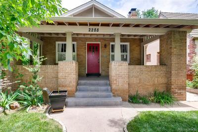 Single Family Home Active: 2288 Bellaire Street