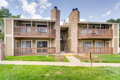 Aurora Condo/Townhouse Active: 3464 South Eagle Street #103