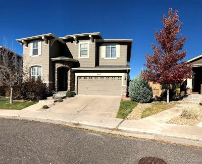 Highlands Ranch Single Family Home Under Contract: 10772 Towerbridge Circle