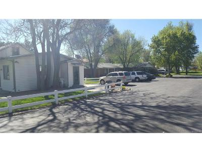 Arvada Multi Family Home Under Contract: 8520 West 52nd Avenue