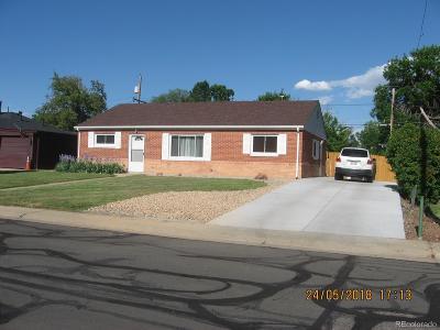 Thornton Single Family Home Active: 9300 Race Street