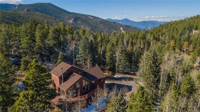 Conifer Single Family Home Sold: 10622 Conifer Mountain Road