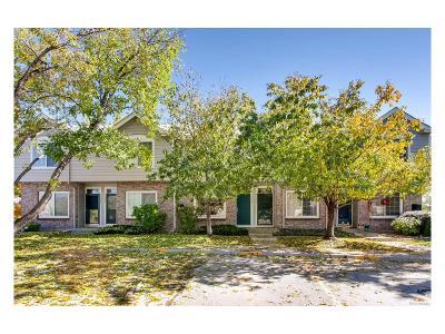 Littleton Condo/Townhouse Under Contract: 9600 West Chatfield Avenue #C
