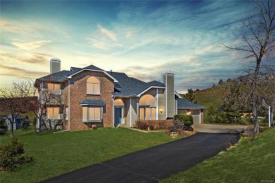 Golden Single Family Home Active: 411 Sunrise Drive