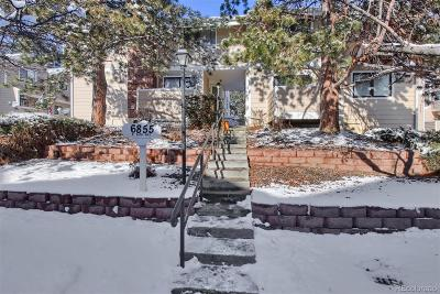 Arvada Condo/Townhouse Under Contract: 6855 West 84th Way #32