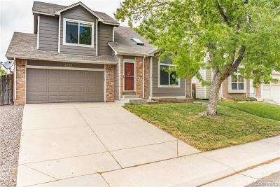 Castle Rock Single Family Home Active: 5027 East Barrington Avenue