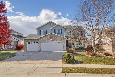 Arvada Single Family Home Under Contract: 5547 Quail Street
