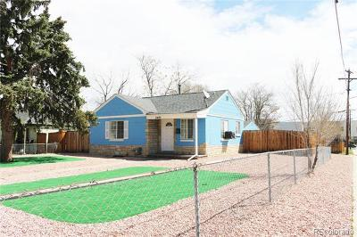 Denver CO Single Family Home Active: $315,000