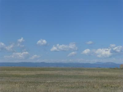 Elbert County Residential Lots & Land Active: 22555 Eagle Drive