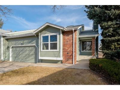 Highlands Ranch Condo/Townhouse Under Contract: 44 Shetland Court