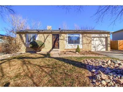 Single Family Home Sold: 2852 South Olathe Court