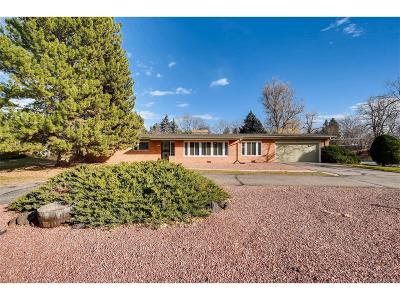 Littleton Single Family Home Under Contract: 6122 South Aberdeen Street