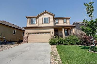 Greeley Single Family Home Active: 1113 101st Avenue Court