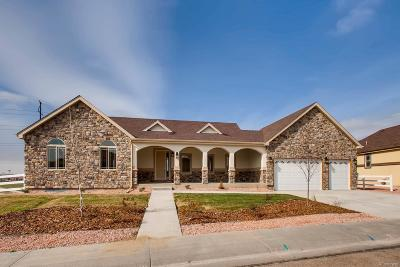 Fort Lupton Single Family Home Active: 201 Corvette Circle