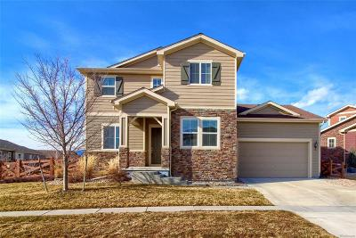 Arvada Single Family Home Under Contract: 15147 West 63rd Lane