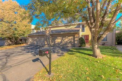 Littleton Condo/Townhouse Active: 6403 South Sycamore Street
