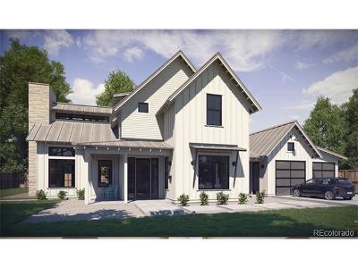 Arvada Single Family Home Active: 5192 Estes Lane