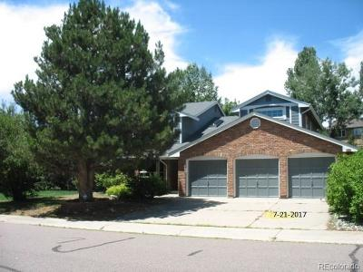 Piney Creek Single Family Home Active: 16541 East Powers Place