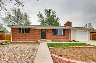 Arvada Single Family Home Active: 8621 West 64th Place
