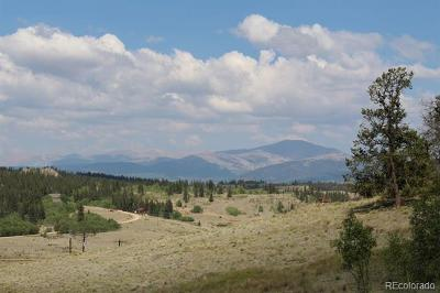Park County Residential Lots & Land Active: 539 Chief Trail