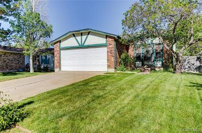 Westminster Single Family Home Active: 10422 Garland Way
