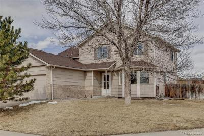 Thornton Single Family Home Under Contract: 4597 East 135th Way