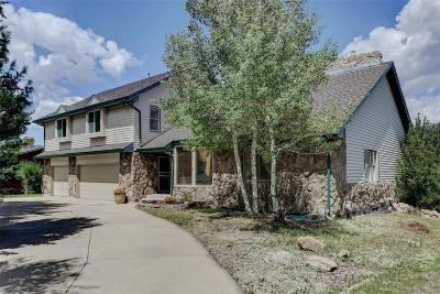 Arvada Single Family Home Active: 16881 West 74th Avenue
