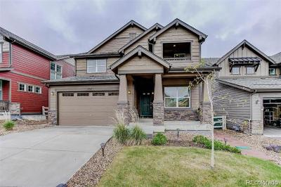 Single Family Home Active: 16747 Compass Way