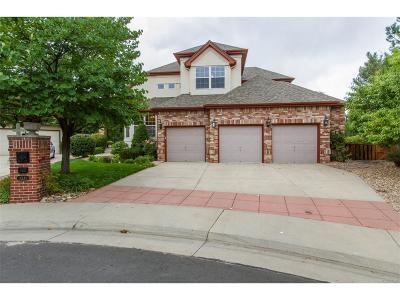 Aurora, Denver Single Family Home Active: 1331 South Uinta Court