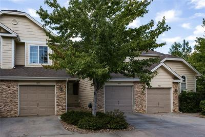 Littleton Condo/Townhouse Sold: 9137 West Phillips Drive