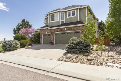 Longmont Single Family Home Active: 1504 Stones Peak Drive