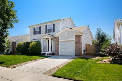 Denver Single Family Home Active: 15634 East 51st Place