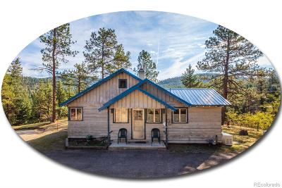 Evergreen Single Family Home Under Contract: 5601 Little Cub Creek Road