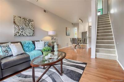 Denver Condo/Townhouse Active: 337 East 7th Avenue