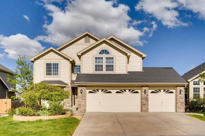 Parker Single Family Home Under Contract: 15988 Butterwort Circle