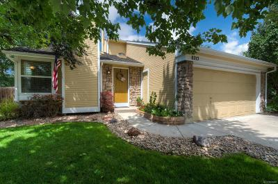Littleton Single Family Home Under Contract: 6013 South Owens Court