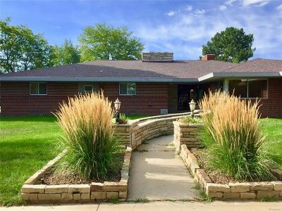Denver Single Family Home Under Contract: 1 South Forest Street