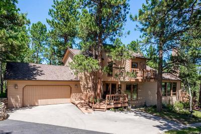 Evergreen Single Family Home Sold: 2750 Interlocken Drive