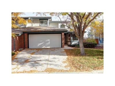 Highlands Ranch Condo/Townhouse Under Contract: 1471 Northcrest Drive