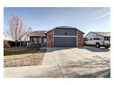Platteville Single Family Home Under Contract: 705 Rodgers Circle
