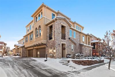 Highlands Ranch Condo/Townhouse Active: 3301 Cascina Circle #C