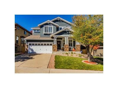Highlands Ranch Single Family Home Under Contract: 2889 Windridge Circle