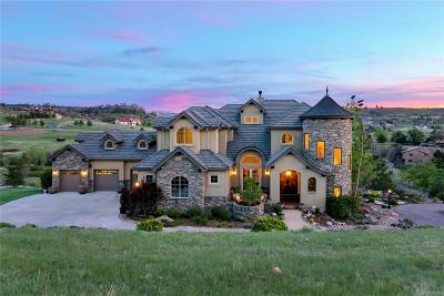 Lone Tree CO Single Family Home Active: $2,300,000