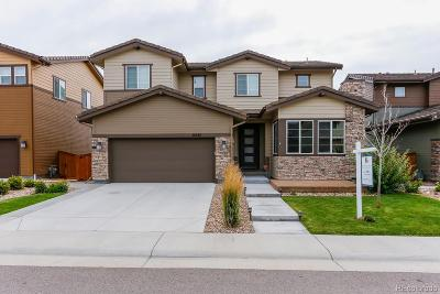 Parker Single Family Home Active: 10886 Touchstone Loop